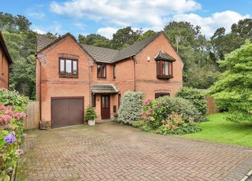 Thumbnail 4 bed detached house for sale in Clos Y Gwadd, Thornhill, Cardiff