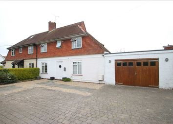 Thumbnail 3 bed semi-detached house for sale in Crow Lane, Weeley, Clacton-On-Sea