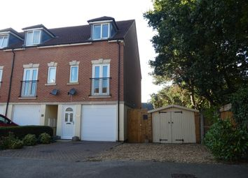Thumbnail 3 bed end terrace house for sale in Tarragon Road, Downham Market