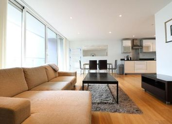 Thumbnail 3 bed flat to rent in Gallions Road, London