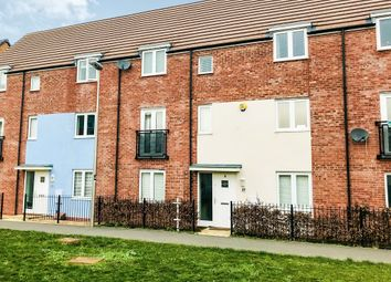 Thumbnail 5 bed terraced house for sale in Watercress Way, Broughton, Milton Keynes
