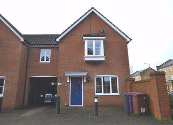 4 bed link-detached house for sale in Mendip Way, Great Ashby, Stevenage, Herts SG1