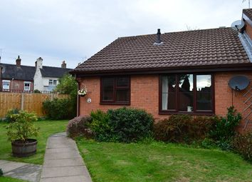Thumbnail 2 bed semi-detached bungalow for sale in Goosefield Close, Market Drayton