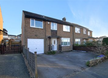 Thumbnail 5 bed semi-detached house for sale in Branshaw Grove, Keighley, West Yorkshire