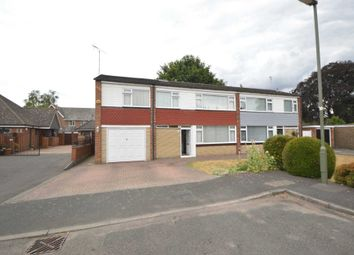 Thumbnail 4 bed property to rent in Crockford Close, Addlestone