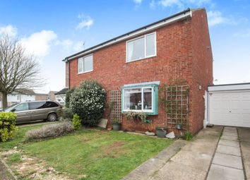 Thumbnail 2 bed semi-detached house for sale in Brooksfield, Welwyn Garden City