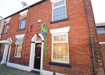 Thumbnail 2 bed terraced house to rent in Bowker Avenue, Denton, Manchester