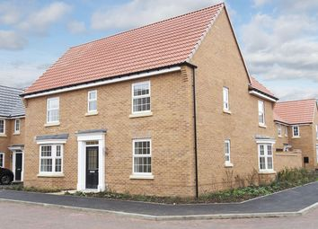 Thumbnail 4 bedroom detached house for sale in Etwall Road, Mickleover, Derby