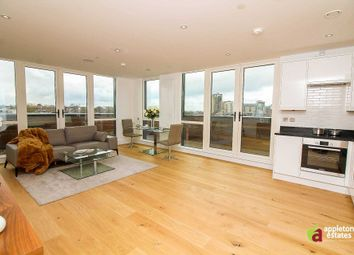 Thumbnail 3 bed flat for sale in South End, South Croydon