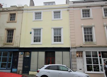 Thumbnail 1 bed flat to rent in Cumberland Street, Plymouth
