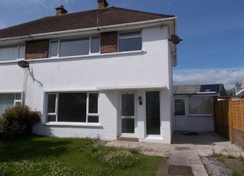 Thumbnail 3 bed semi-detached house for sale in St Davids Way, Porthcawl