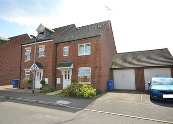 Thumbnail 3 bedroom end terrace house for sale in Goldfinch Crescent, Bracknell, Berkshire