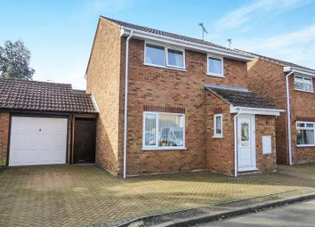 Thumbnail 3 bed detached house for sale in Buttermere, Hemsby, Great Yarmouth