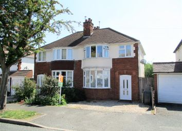 Thumbnail 3 bedroom semi-detached house for sale in Fairview Road, Penn, Wolverhampton