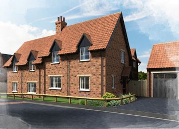 Thumbnail 3 bed cottage for sale in Plot 19, Hill Place, Brington, Huntingdon