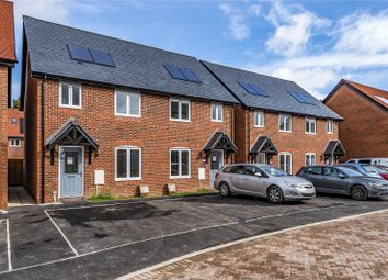 Kings Gate, Main Road, Colden Common, Winchester, Hampshire SO21. 3 bed semi-detached house for sale