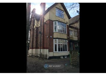 Thumbnail 3 bed flat to rent in Burlington Road, Nottingham