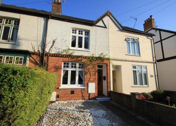 Thumbnail 3 bed semi-detached house to rent in Connaught Road, Brookwood, Woking