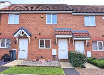 Thumbnail 2 bedroom terraced house for sale in Trowbridge Close, Swindon