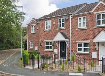 Thumbnail 2 bed terraced house for sale in Willett Avenue, Burntwood