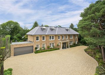 Thumbnail 5 bed detached house for sale in Orchard Way, Esher, Surrey