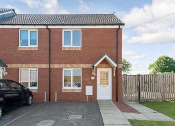 Thumbnail 2 bedroom end terrace house for sale in Ewe Avenue, Cambuslang, Glasgow, South Lanarkshire