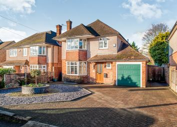Thumbnail 3 bed detached house for sale in Gallows Hill Lane, Abbots Langley