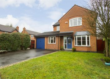 Thumbnail 4 bed detached house for sale in Cumberland Close, Ruddington, Nottingham