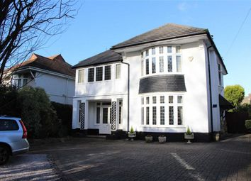 Thumbnail 5 bed detached house for sale in Gower Road, Killay, Swansea
