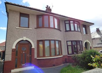 Thumbnail 3 bed semi-detached house for sale in Borwick Drive, Lancaster
