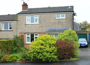 Thumbnail 3 bed semi-detached house for sale in 6 Laithwaite Close, Cockermouth, Cumbria
