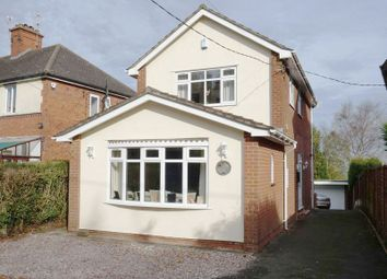 Thumbnail 3 bedroom detached house for sale in Gravelly Bank, Lightwood, Stoke-On-Trent