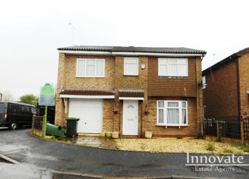 Thumbnail 5 bed detached house for sale in Clifton Close, Oldbury