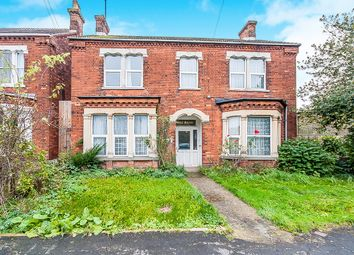 Thumbnail 4 bed detached house for sale in Queens Road, Wisbech