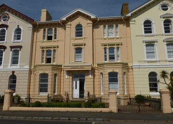 Thumbnail 1 bedroom flat to rent in Powderham Terrace, Teignmouth