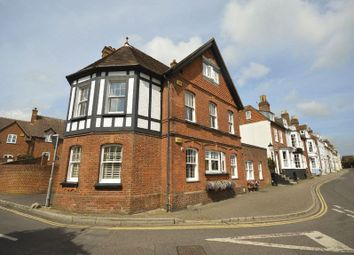 Thumbnail 2 bed flat for sale in Grove Road, Lymington