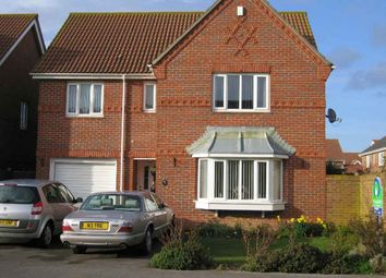 Thumbnail 4 bed detached house to rent in Lifeboat Way, Selsey, Chichester
