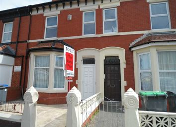 Thumbnail 2 bed flat to rent in Holmfield Road, Blackpool