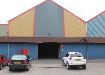 Thumbnail Light industrial to let in Unit 2 Central Park, Cornwall Street, Hull