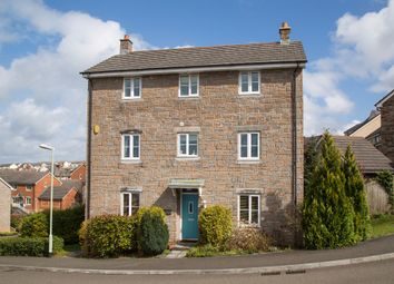 Thumbnail 5 bed property for sale in De Brionne Heights, Okehampton