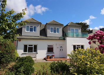Thumbnail 4 bed detached house for sale in Vectis Road, Barton On Sea, New Milton