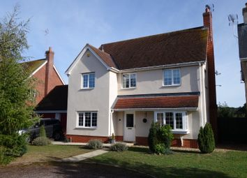 Thumbnail 4 bed detached house for sale in Jackson Place, Barham, Ipswich