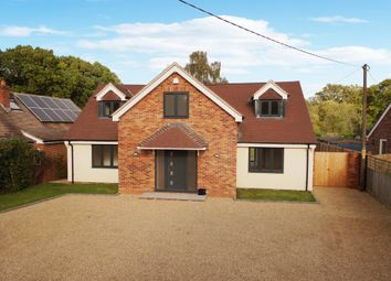 Thumbnail 4 bed detached house for sale in Wedmans Lane, Rotherwick, Hook