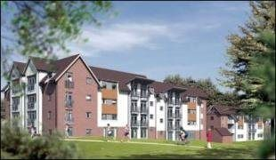 Thumbnail 1 bed flat to rent in Woodbrooke Grove, Birmingham