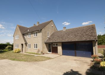 Thumbnail 4 bed farmhouse to rent in Hethe, Bicester