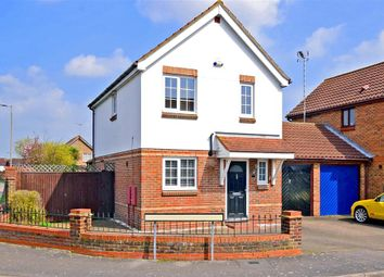 Thumbnail 3 bed detached house for sale in Terence Webster Road, Wickford, Essex