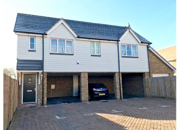 Thumbnail 2 bed flat for sale in Spire Way, Rochester
