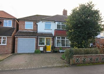 Thumbnail 4 bed semi-detached house for sale in Wantage Road, Didcot