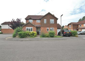 Thumbnail 4 bed detached house to rent in Gardenia Drive, West End, Surrey