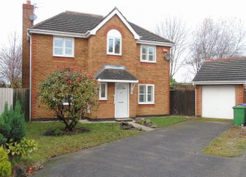 Thumbnail 4 bed detached house for sale in Dante Close, Aintree, Liverpool